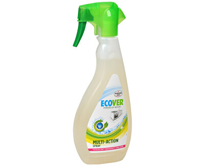 Ecover Čistící prostředek pro domácnost s rozprašovačem 500 ml - SLEVA - poškozená etiketa