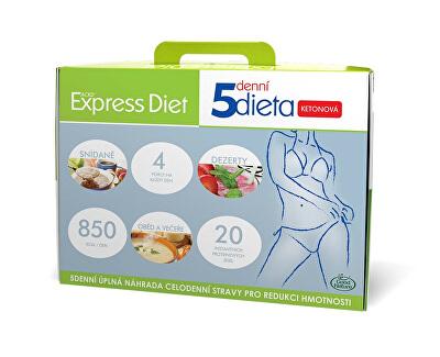 Good Nature Express Diet - 5denní proteinová dieta - SLEVA - ROZŘÍZLÁ KRABIČKA