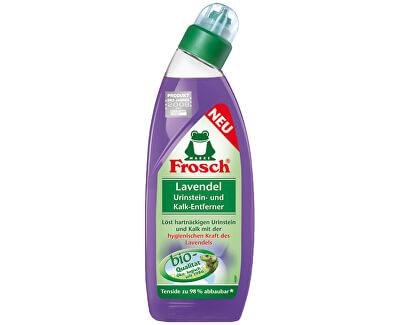Frosch Levandulový WC gel 750 ml - SLEVA - poškozená etiketa