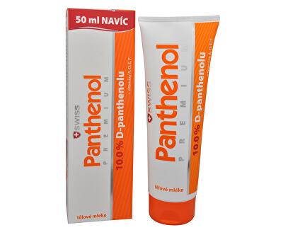 Simply You Panthenol 10% Swiss PREMIUM - tělové mléko 200 ml + 50 ml ZDARMA - SLEVA - POMAČKANÁ KRABIČKA