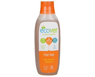 Ecover Prostředek na mytí podlah se svěží citrónovou vůní 1 l - SLEVA - poškozená etiketa