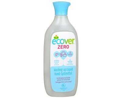 Ecover Prostředek na nádobí Zero 500 ml - SLEVA - chybí cca 50 ml