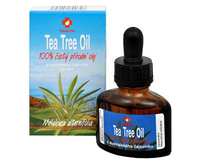 RTJ group Tea Tree Oil (Melaleuca alternifolia) 20 ml - SLEVA - poškozená krabička