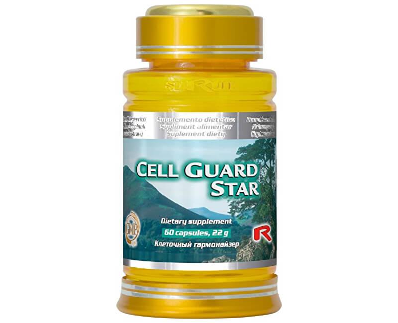 STARLIFE CELL GUARD STAR 60 kapslí