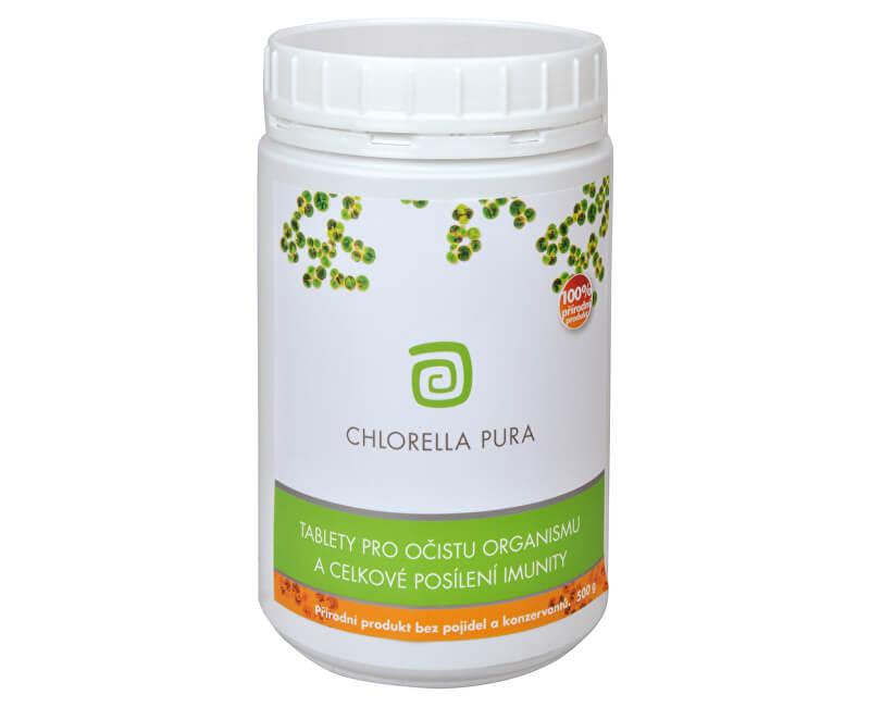 Chlorella Centrum Chlorella Pura 500 g