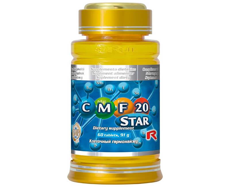 STARLIFE CMF 20 STAR 60 tbl.