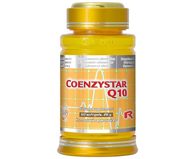 STARLIFE COENZYSTAR Q10 60 tob.
