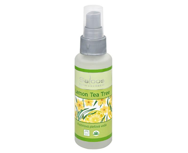 Saloos Květinová pleťová voda - Lemon tea tree 50 ml