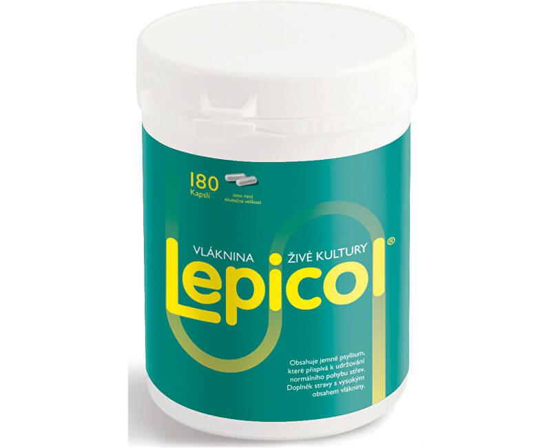 PROBIOTICS INTERNATIONAL LTD. Lepicol 180 kapslí