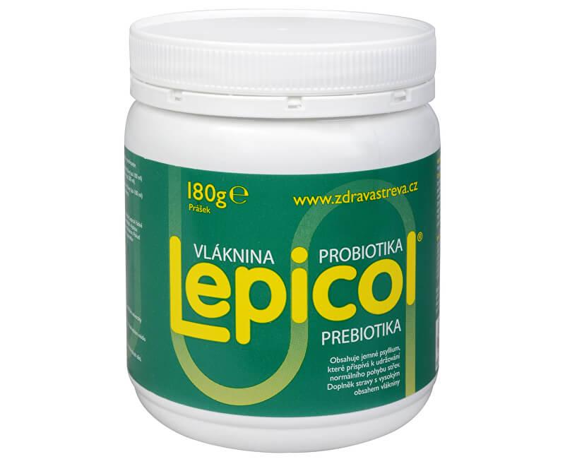 PROBIOTICS INTERNATIONAL LTD. Lepicol prášek 180 g