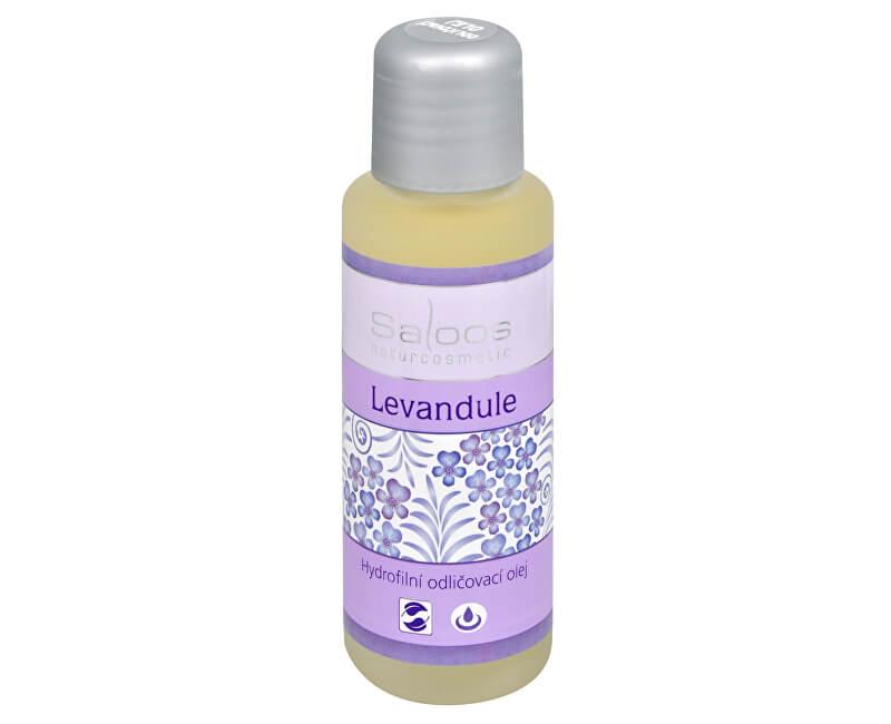 Saloos Hydrofilní odličovací olej - Levandule