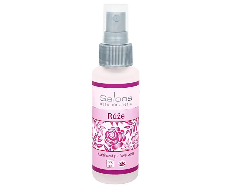 Saloos Bio Květinová pleťová voda - Růže 50 ml