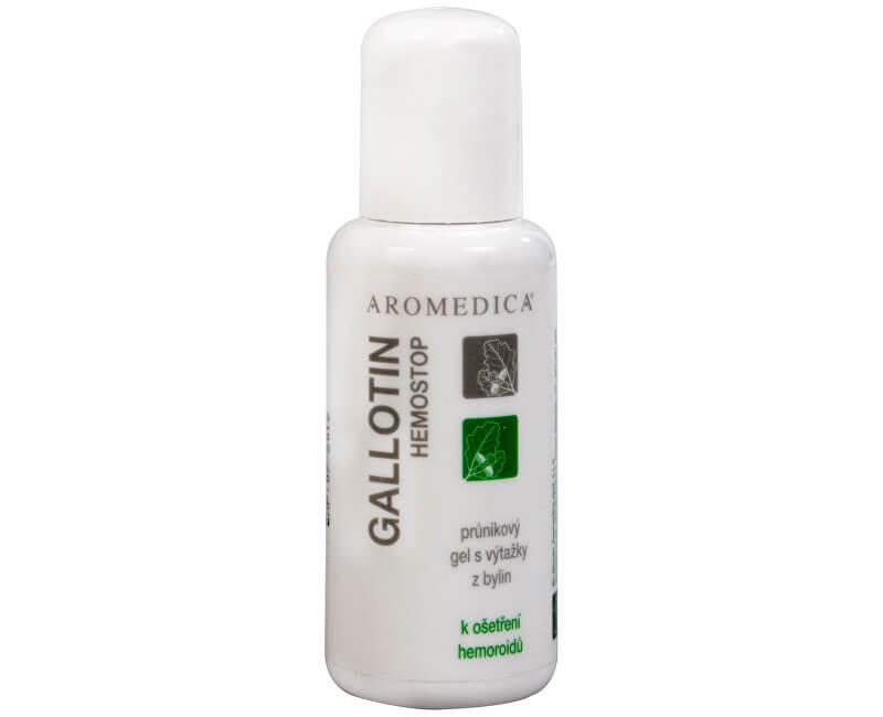 Aromedica Gallotin - průnikový gel na hemoroidy 50 ml