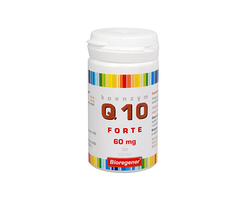 Olimpex Trading Koenzym Q10 Forte 30 tob. + 6 tob. ZDARMA