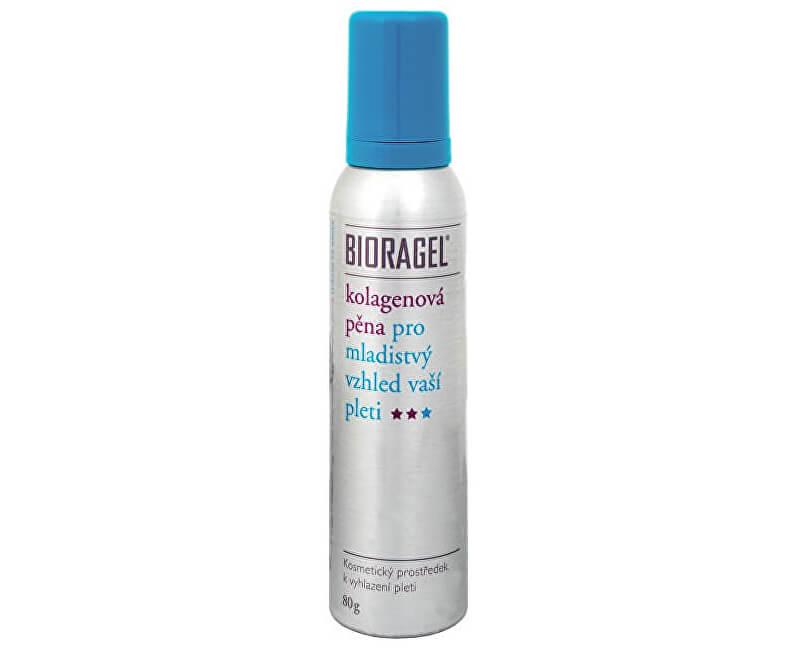 Biora Pěnový kolagen Bioragel 80 g