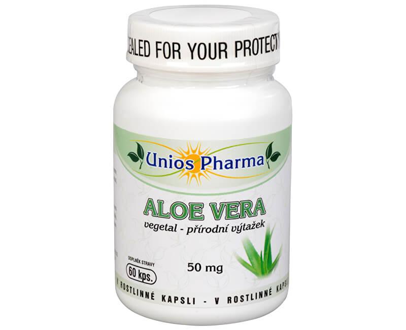 Unios Pharma Aloe vera 60 kapslí