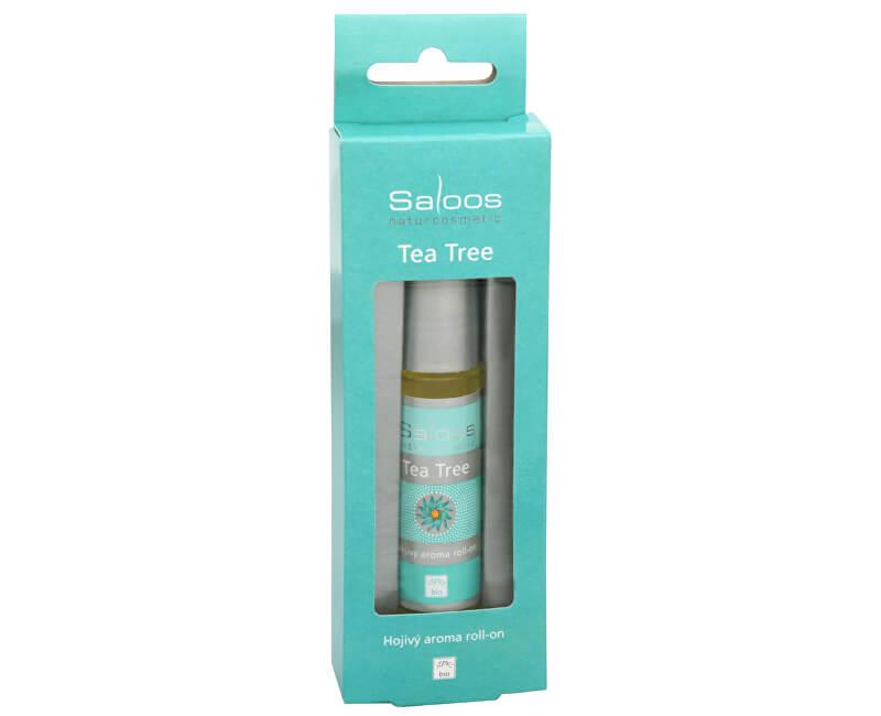 Saloos Bio Aroma roll-on - Tea Tree 9 ml
