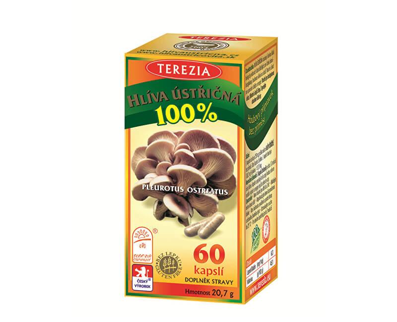 Terezia Company Hlíva ústřičná 50 kapslí + 10 kapslí ZDARMA