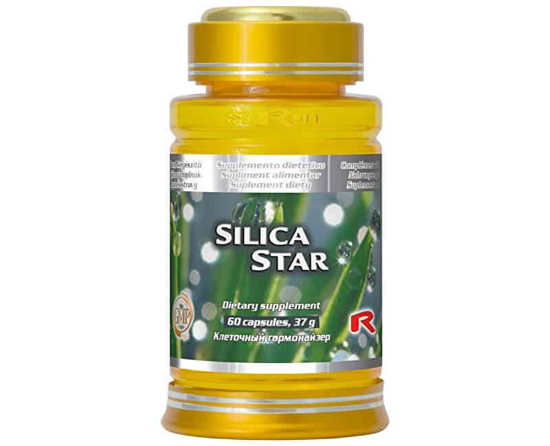 STARLIFE SILICA STAR 60 kapslí