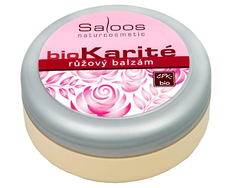 Saloos Bio Karité balzám - Růžový 50 ml