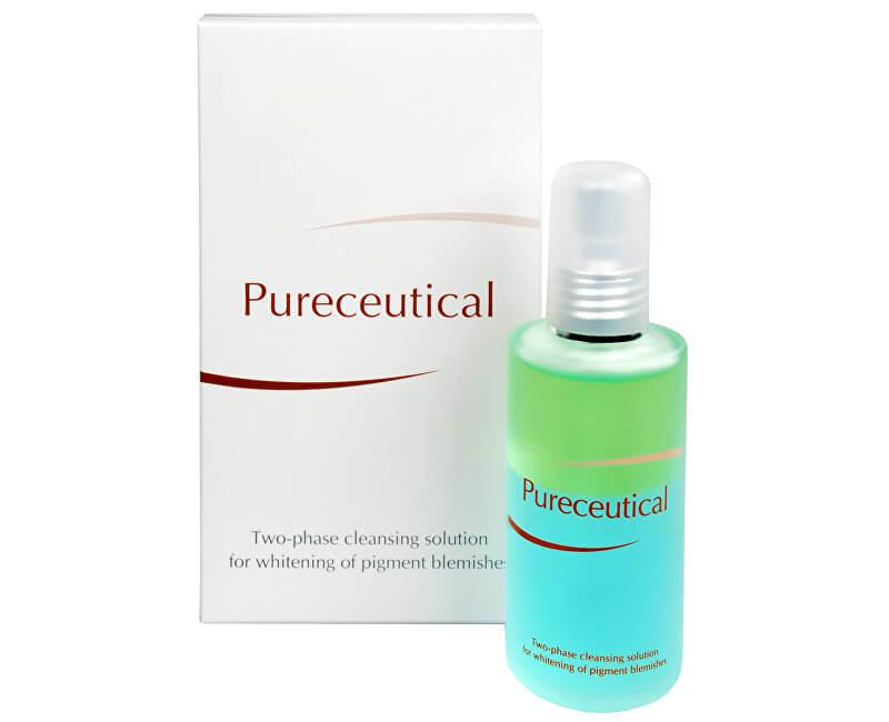Herb Pharma Pureceutical - dvojfázový čistící roztok na zesvětlení pigmentových skvrn 125 ml