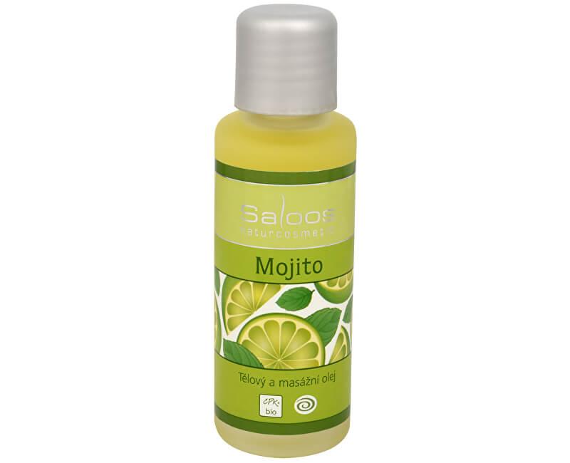 Saloos Bio tělový a masážní olej - Mojito