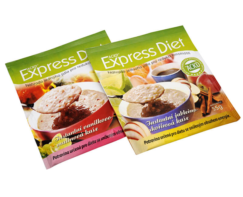 Good Nature Express Diet - instantná kaša