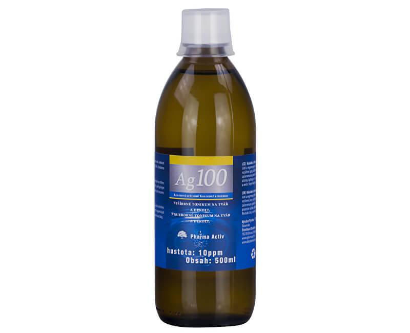 2717e3664 Pharma Activ Koloidné striebro Ag100 (10 ppm) | Vivantis.sk - Od ...
