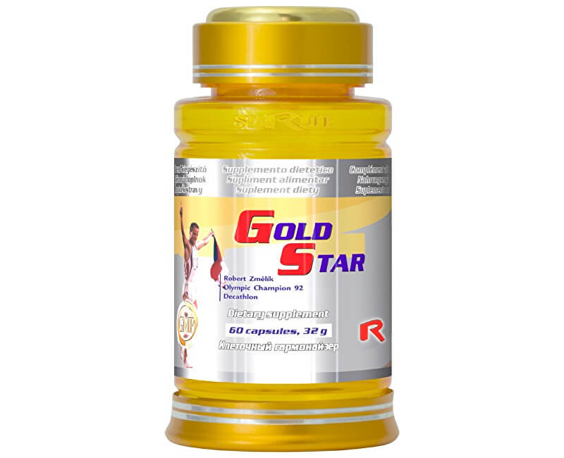 STARLIFE GOLD STAR 60 tbl.
