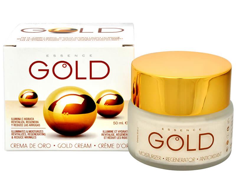 Diet Esthetic Krém se zlatem SPF 15 (Gold Cream) 50 ml