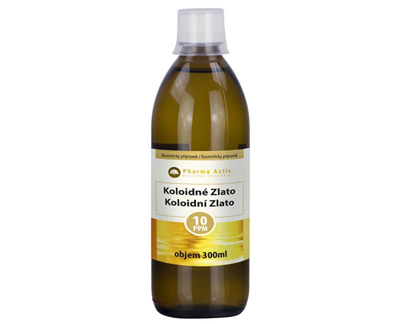 6a3a35401 Pharma Activ Koloidné zlato (10 ppm) 300 ml | Vivantis.sk - Od ...