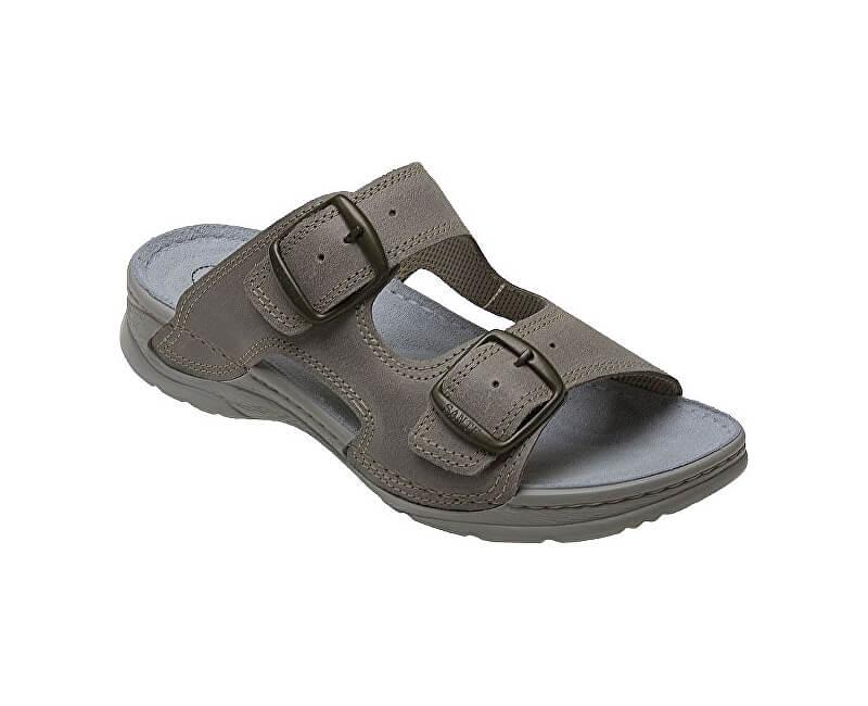 b303fdcd72911 SANTÉ Zdravotná obuv dámska D / 10 / S12 / SP tmavo šedá ...