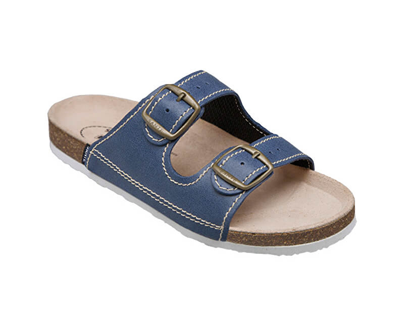 SANTÉ Zdravotní obuv dámská D 21 86 BP modrá  c6843dc3e4