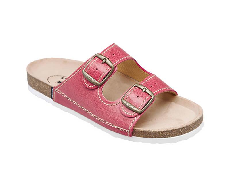 0202ae84dbff SANTÉ Zdravotná obuv dámska D   21   C30   BP svetlo červená ...