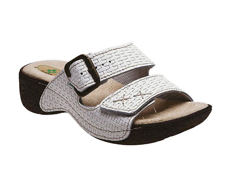 7891b2de572b SANTÉ Zdravotná obuv dámska N   109 1 01 biela