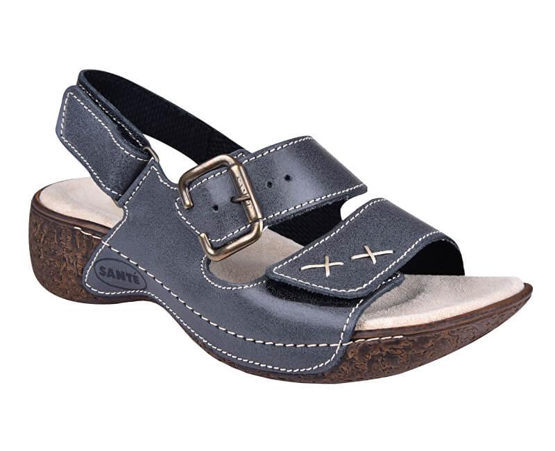 e3f6187ab9b00 SANTÉ Zdravotná obuv dámska N / 109/2/69 čierna | PreZdravie.sk ...