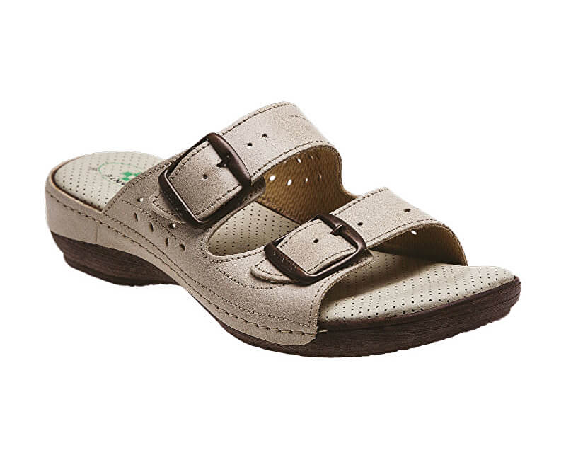 c37b9548ff SANTÉ Zdravotná obuv dámska N   124 3 26 svetlo béžová. Vyberte veľkosť