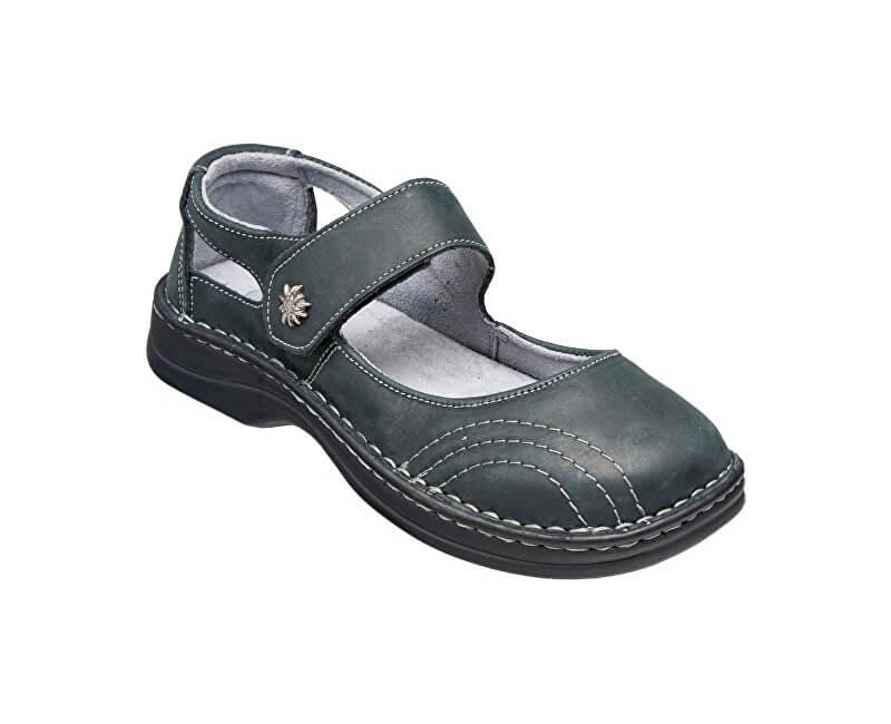 SANTÉ Zdravotní obuv dámská N 224 8 60 černá  015a94889b6