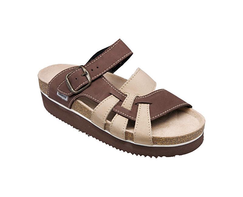 86462df26016 SANTÉ Zdravotná obuv dámska N   240 9 52 22   H   K hnedá ...