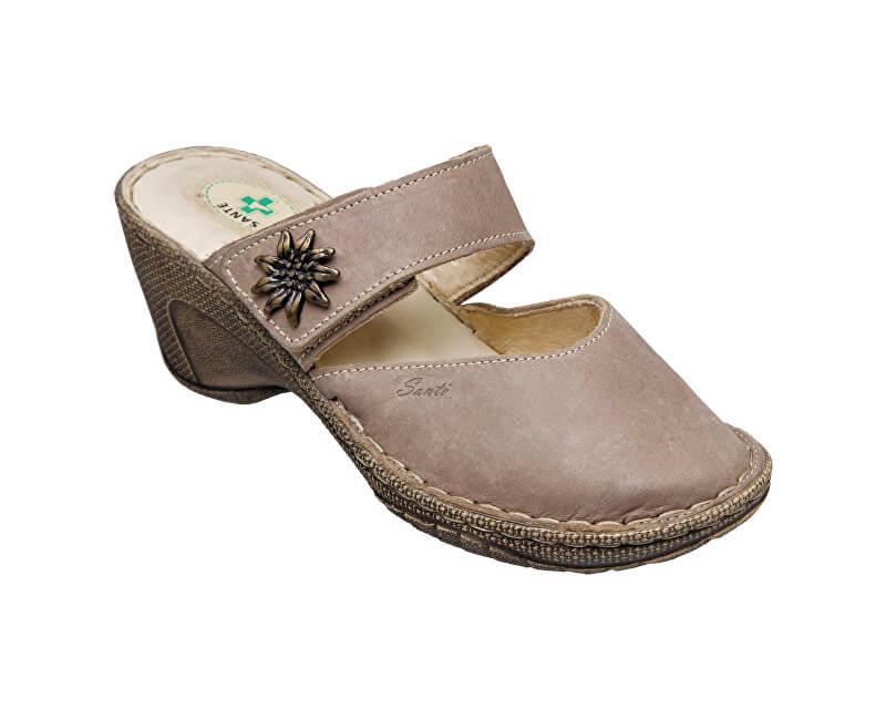 4ae61a903cd7 SANTÉ Zdravotná obuv dámska N   309 1 43 béžová