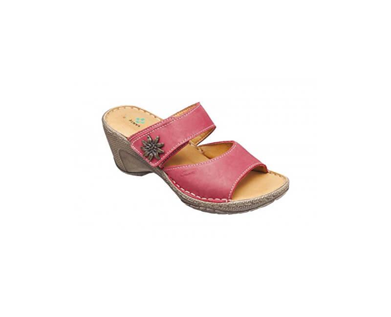 9d1c6538fc3e SANTÉ Zdravotná obuv dámska N   309 2 30 červená