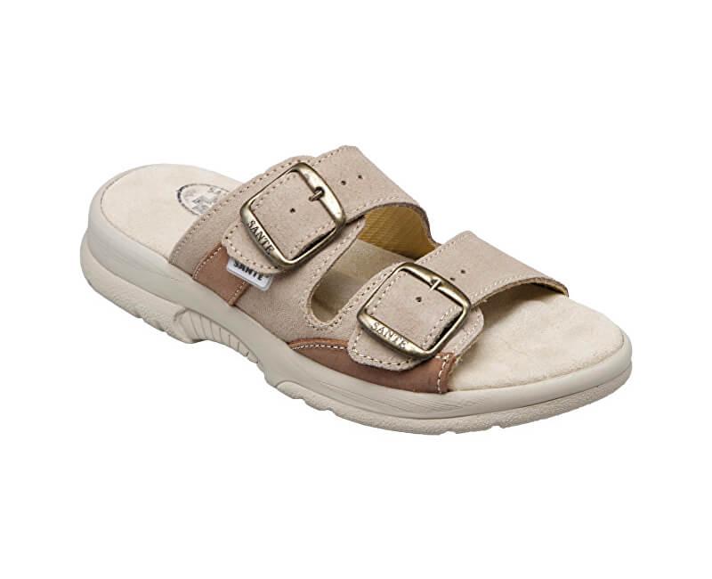 SANTÉ Zdravotní obuv dámská N 517 33 28 47 SP béžovo-hnědá ... 94b2fdc887