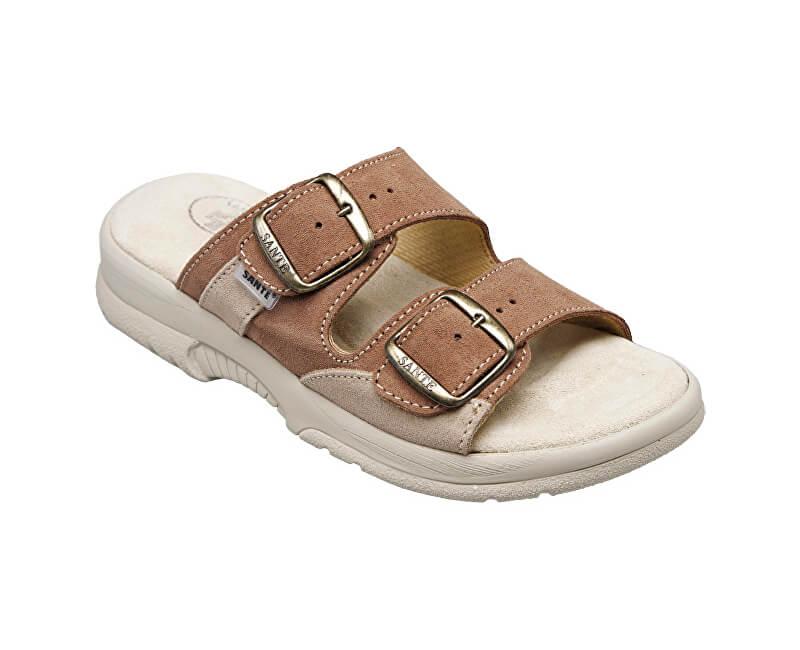 6a9680081d0 SANTÉ Zdravotná obuv dámska N   517 33 47 28   SP hnedá