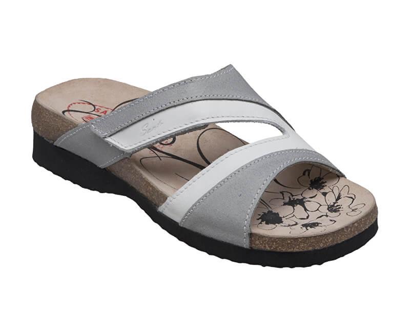 SANTÉ Zdravotní obuv dámská N 520 7 19 10 šedá 04328a725e