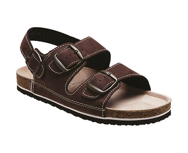 2ae6c515a5683 SANTÉ Zdravotná obuv pánska N / 35/52 / H hnedá. Vyberte veľkosť. vel. 42