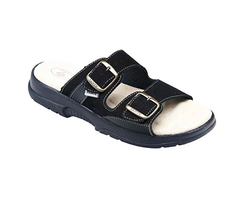 b1ff8bdc5218 SANTÉ Zdravotná obuv pánska N   517 35 68   CP čierna ...