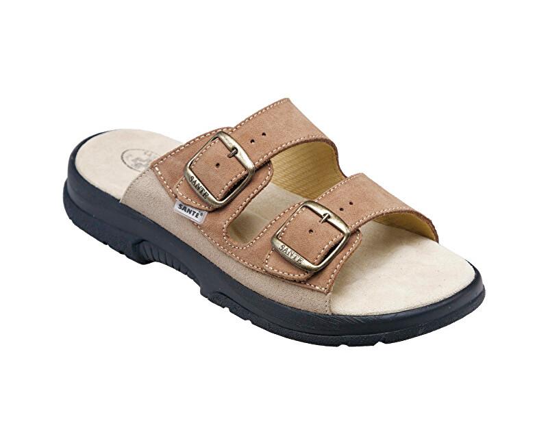 SANTÉ Zdravotní obuv pánská N 517 36 47 28 CP hnědá  102fd13c2a