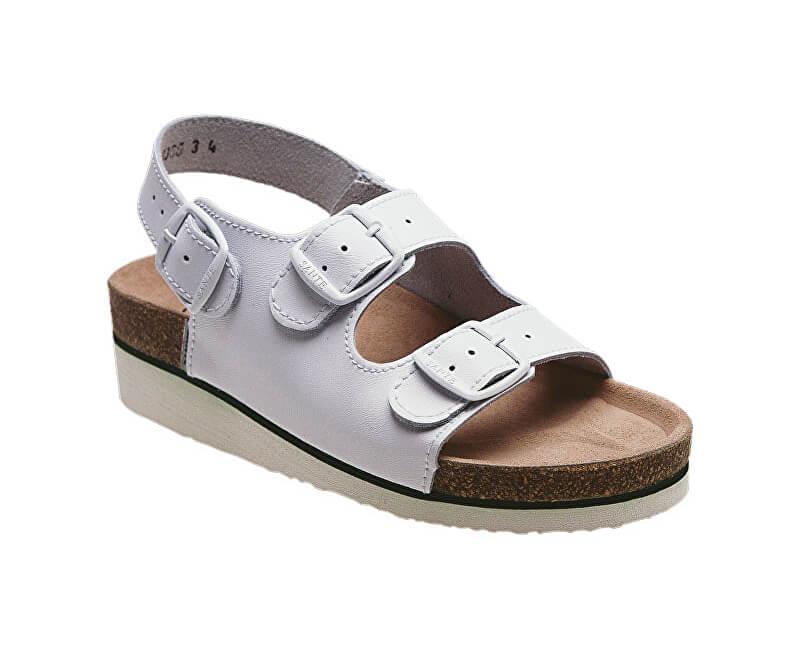 b2e07f5c74f SANTÉ Zdravotní obuv Profi dámská N 31 10 H K bílá