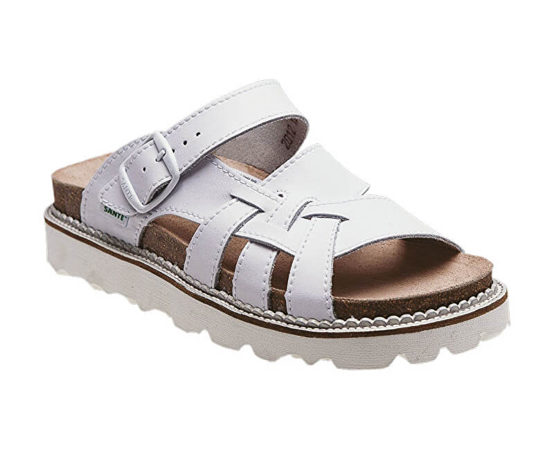 661bba61ace SANTÉ Zdravotní obuv dámská N 560 91 10 bílá vel. 42 - SLEVA ...