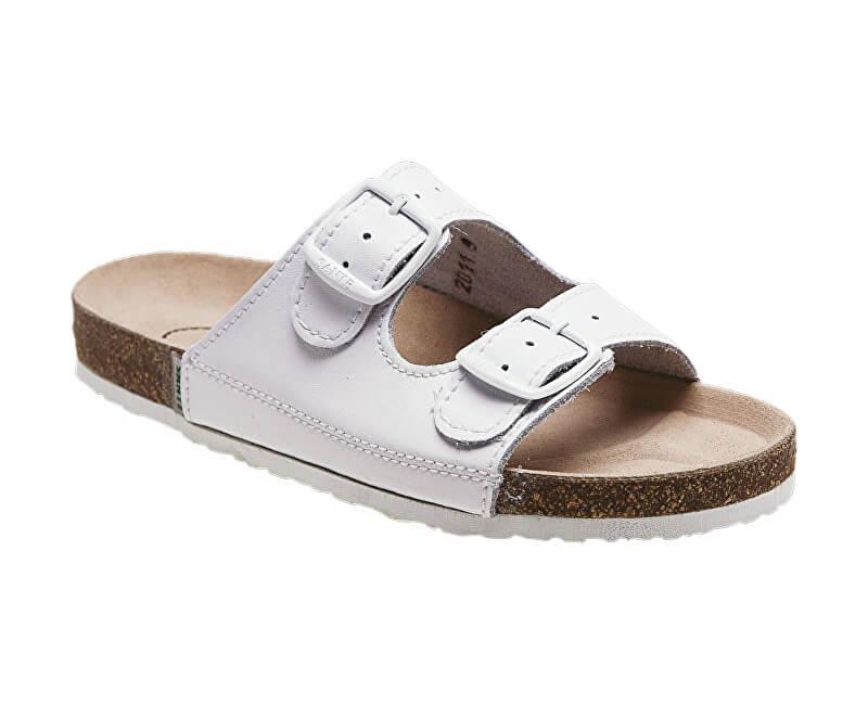 SANTÉ Zdravotní obuv Profi dámská N 21 10 bílá  09bfb46fe8